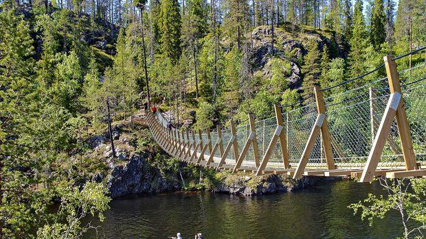 Wohnmobil-Reise Finnland