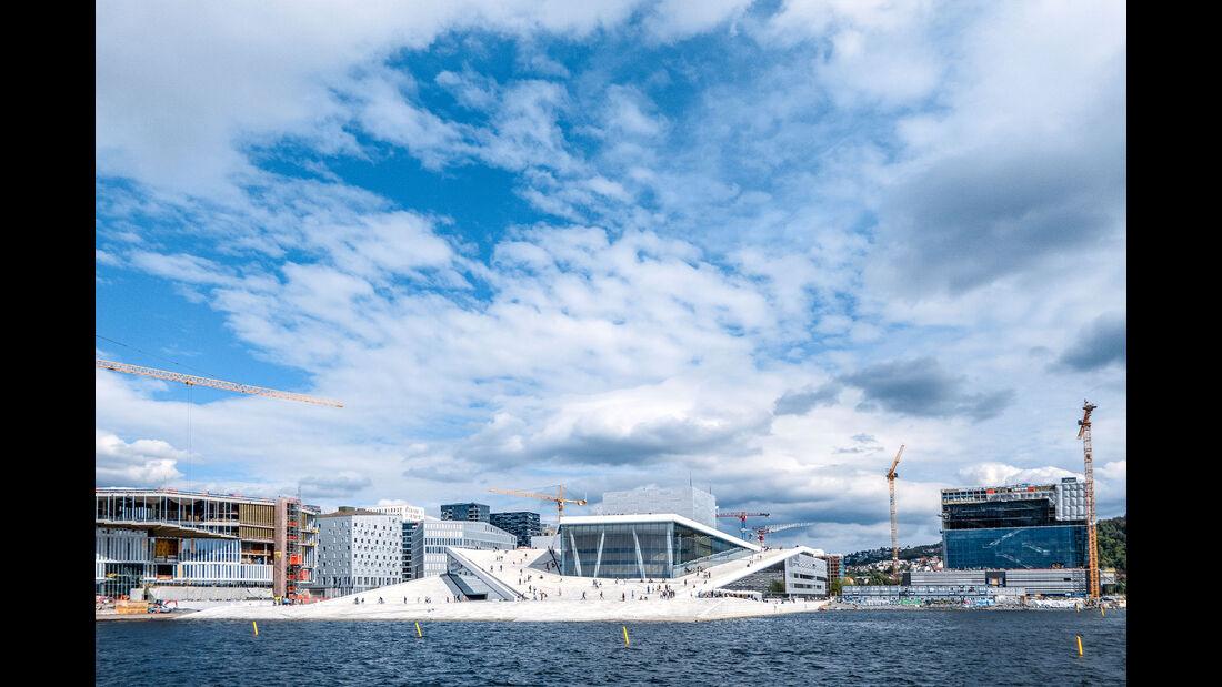 Wohnmobil-Reise Oslo
