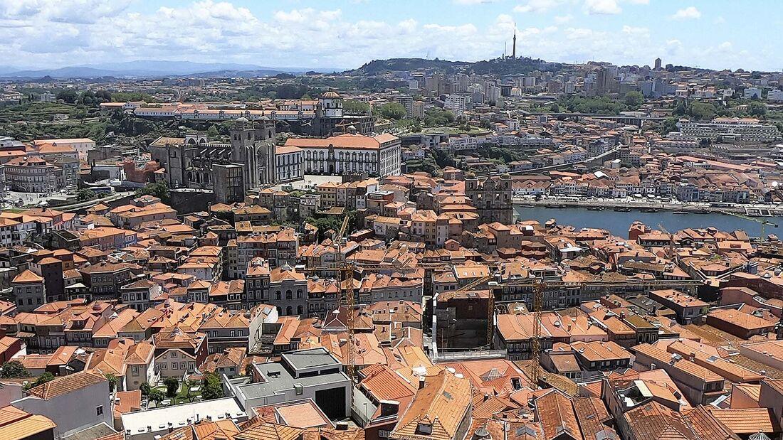 Wohnmobil-Reise Spanien/Portugal