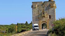 Wohnmobil-Reise Südfrankreich