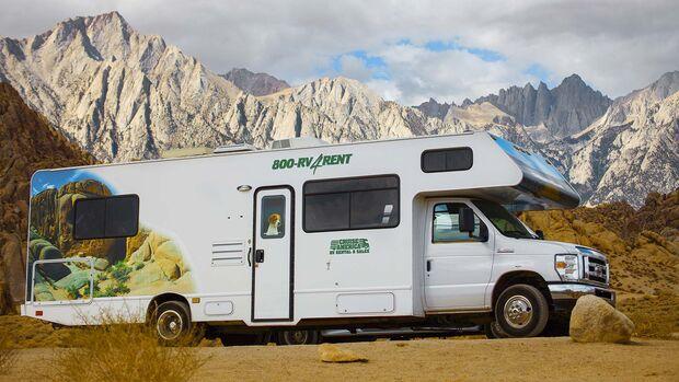 Wohnmobil-Reise USA