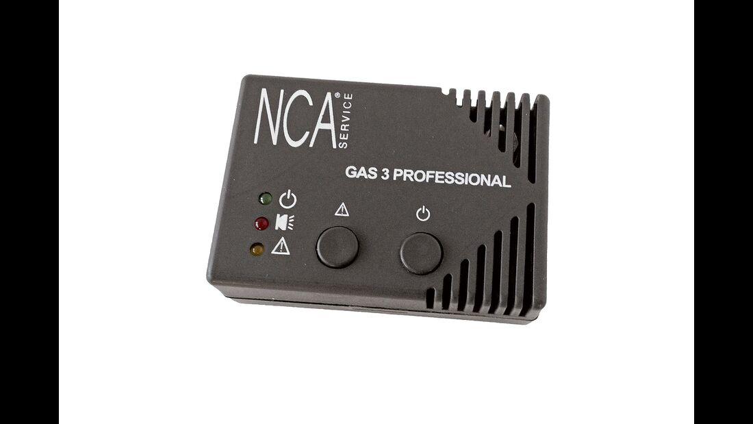 Wohnmobil Sicherheit Gaswarner