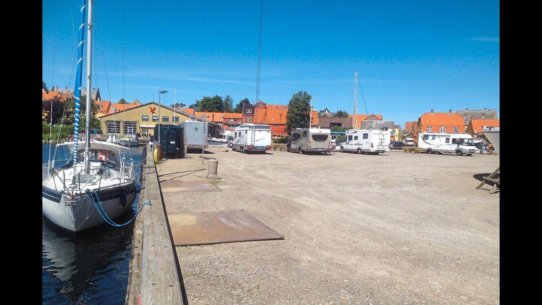 Wohnmobil-Tour Dänemark