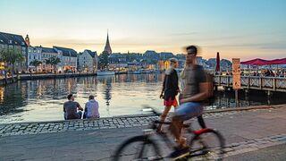 Wohnmobil-Tour Ostseeküste