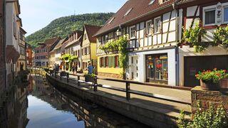 Wohnmobil-Tour Südpfalz