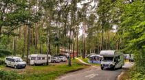 Wohnmobil-Tour Usedom