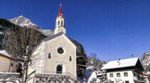 Wohnmobil-Tour ins Zillertal