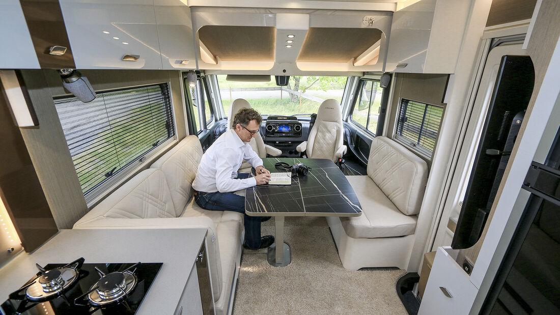 Wohnmobil-Trends 2021