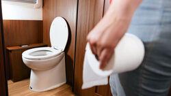 Wohnmobil WCs