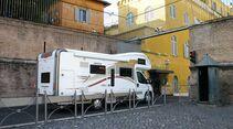 Wohnmobil für Papst