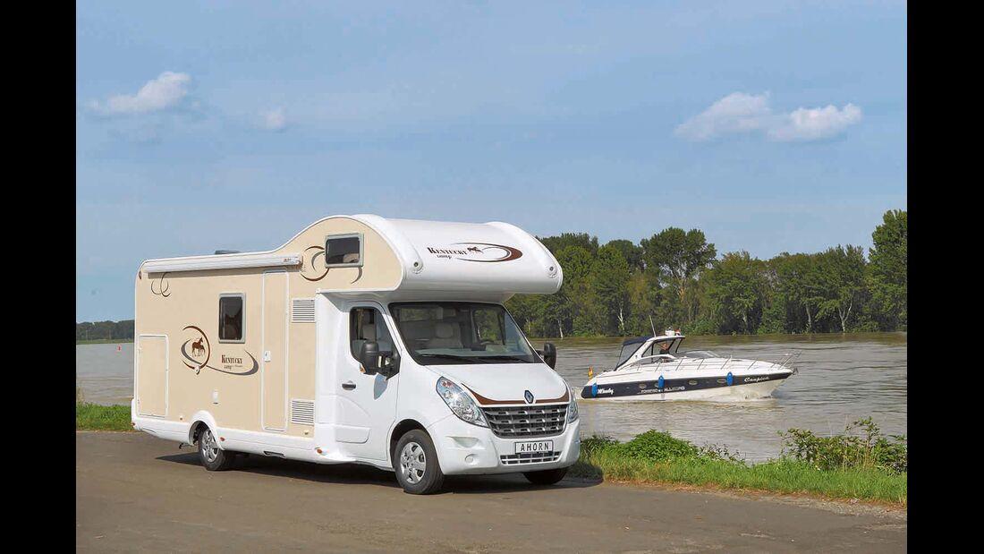 Wohnmobile bis 40.000 Euro
