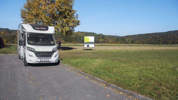 Wohnmobilfreundliche Region Stuttgart