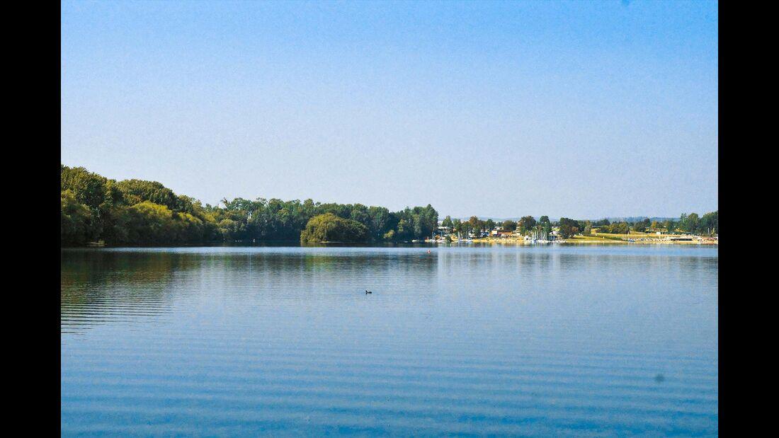 Wohnmobilhafen Seepark Zülpich