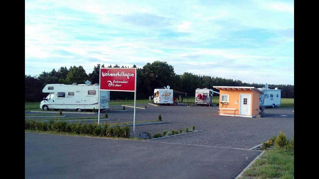 Wohnmobilhafen Zeulenroda