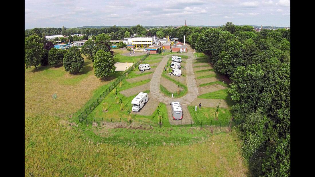 Wohnmobilpark Haltern am See