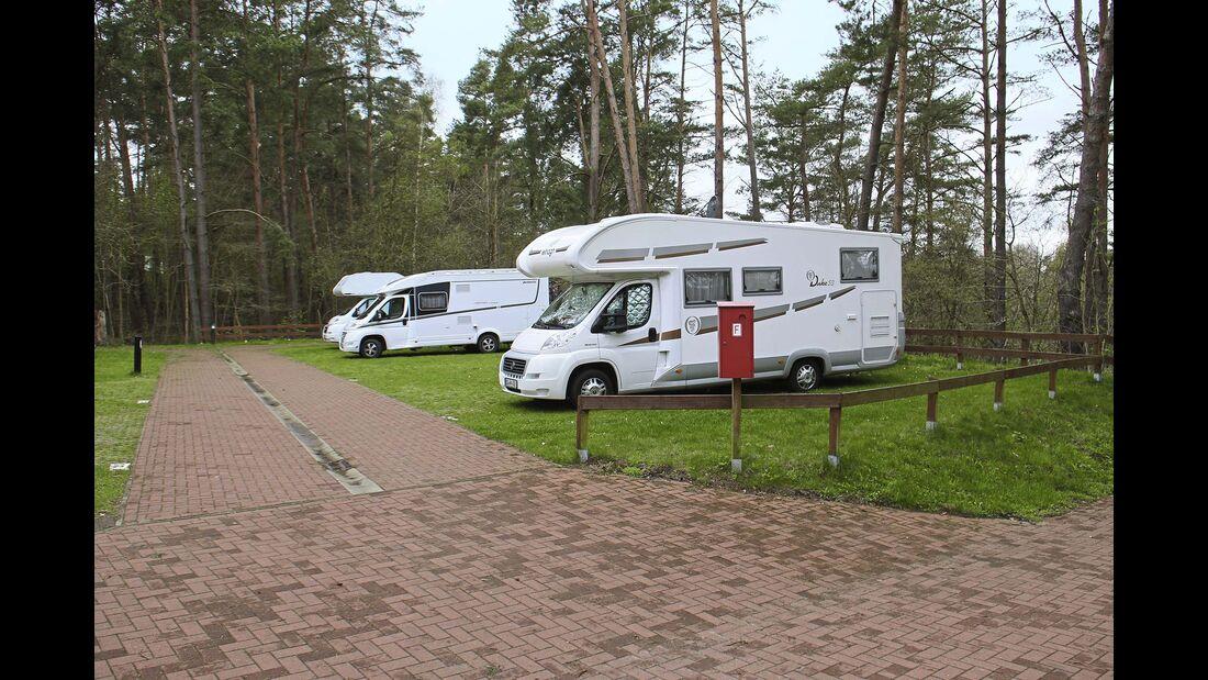 Wohnmobilpark Havelberge