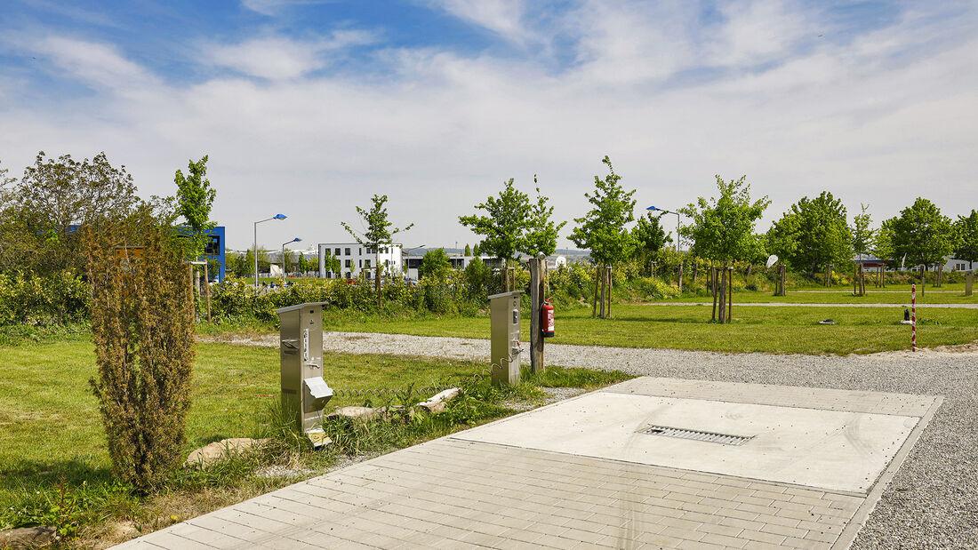 Wohnmobilpark Heicamp