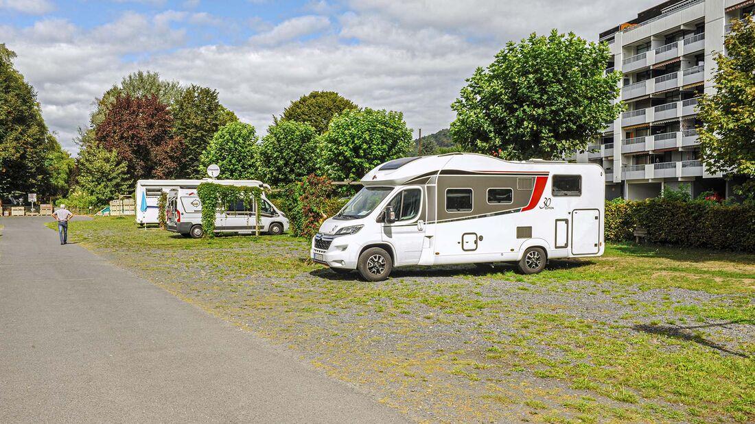 Wohnmobilpark Rheinpark-Camping