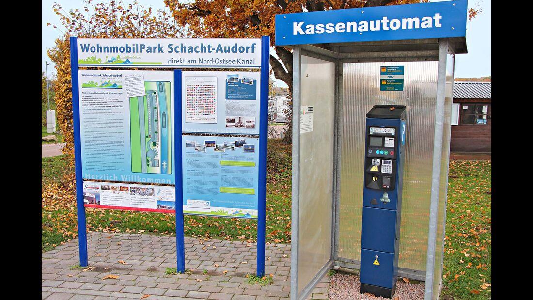 Wohnmobilpark Schacht-Audorf