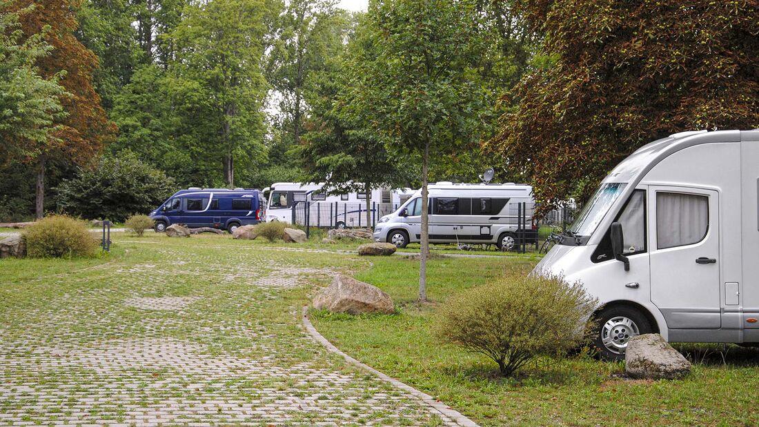 Wohnmobilpark Stadtbad Okeraue
