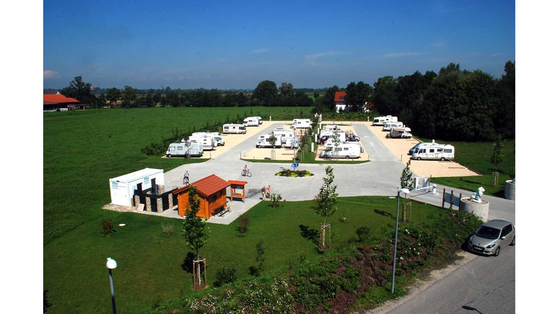 Wohnmobilpark Therme Erding
