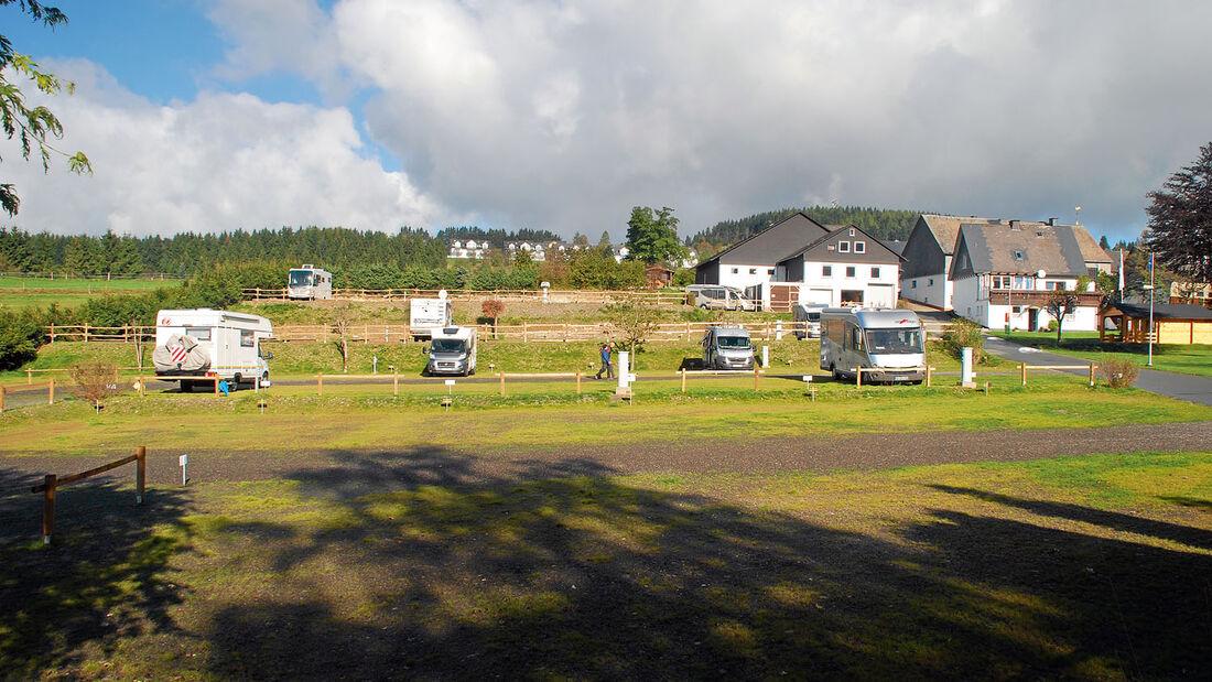 Wohnmobilpark Winterberg