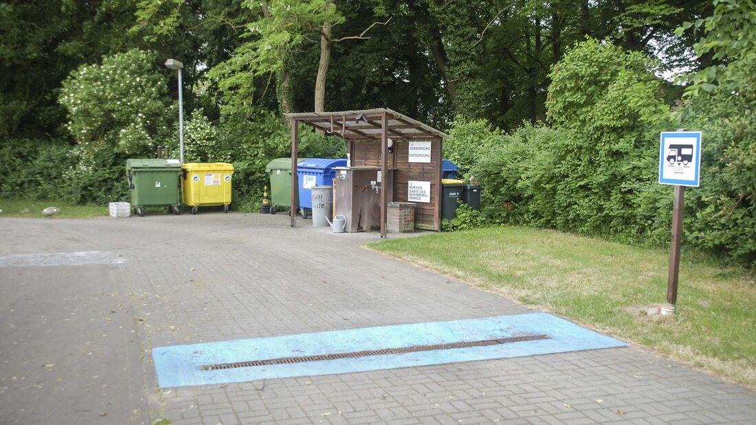 Wohnmobilpark am See