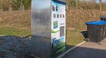 Wohnmobilpark im Saarland Thermen Resort Camper Clean