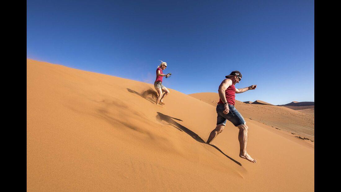 Wohnmobilreise Namibia