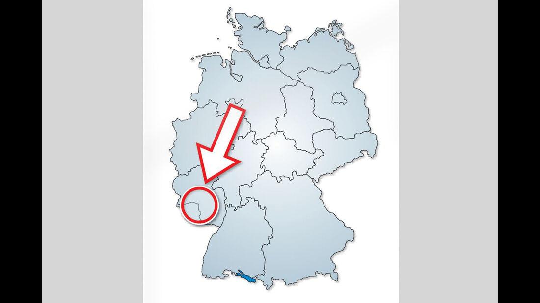 Wohnmobilreise Südpfalz