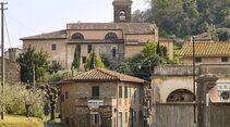 Wohnmobilreise Toskana