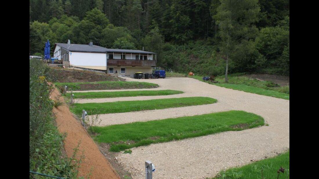 Wohnmobilstellplatz Baera Lodge