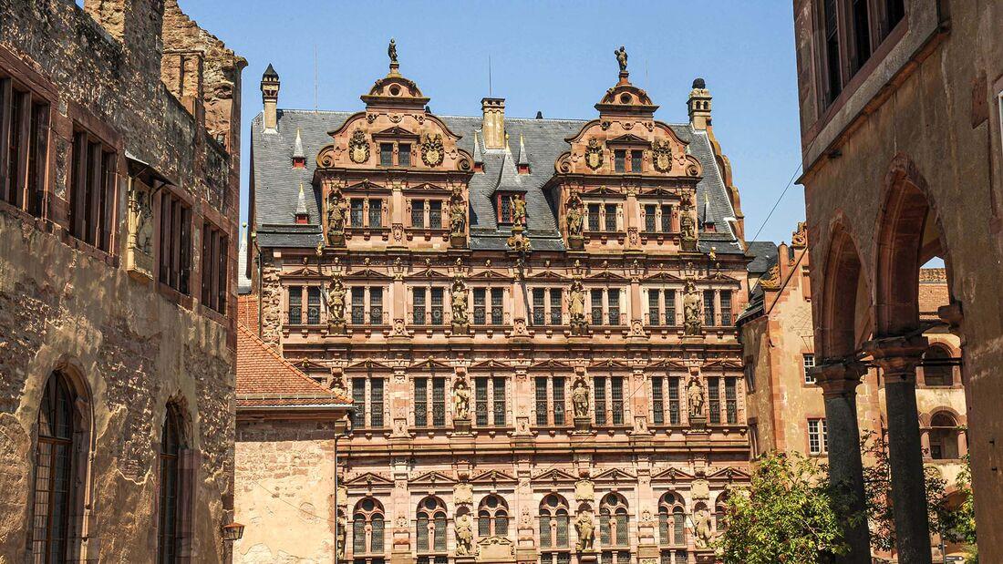 Wohnmobilstellplatz Heidelberg