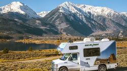 Wohnmobiltour Rocky Mountains