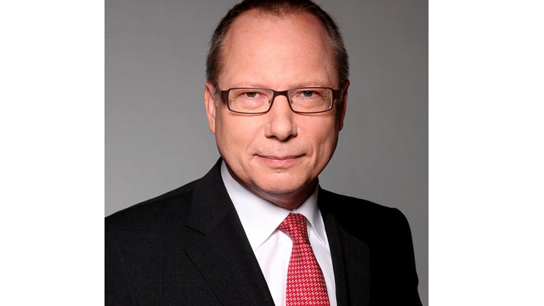 Wolfgang Speck neuer Geschäftsführer der Knaus Tabbert GmbH