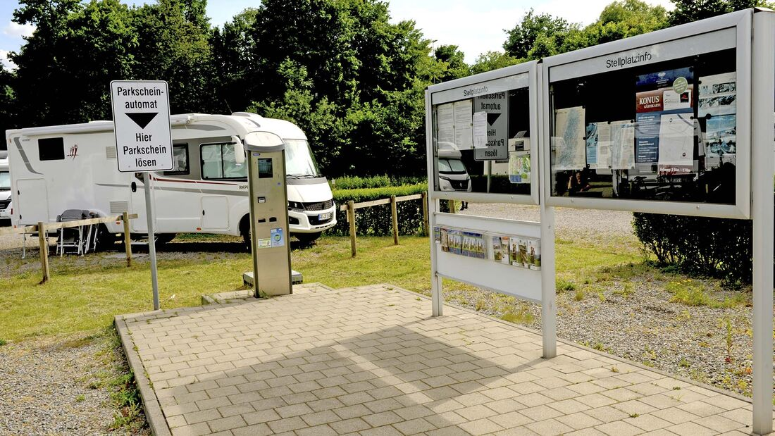 Womo-Park Gengenbach