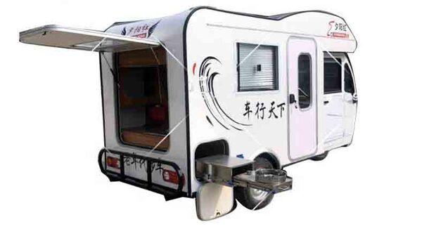 Xinge Tuk Tuk Wohnmobil