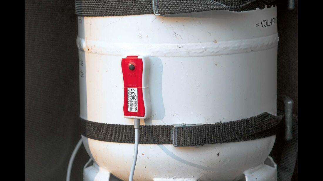 Xtronic integriert auch den Füllstandsmesser von Gaslock.