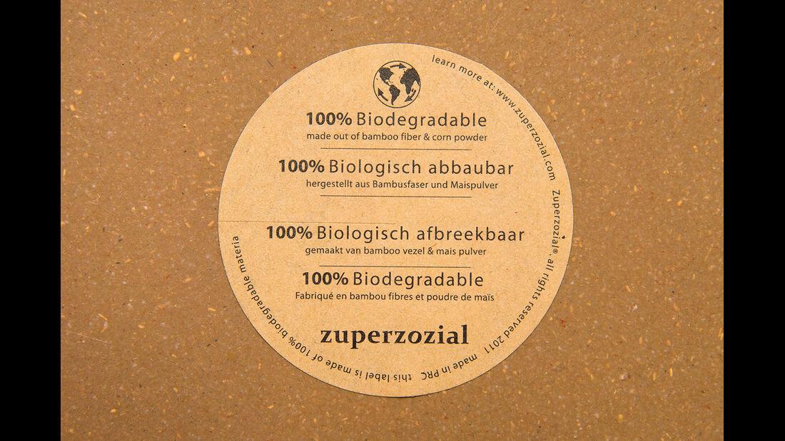Zertifikat von Zuperzozial
