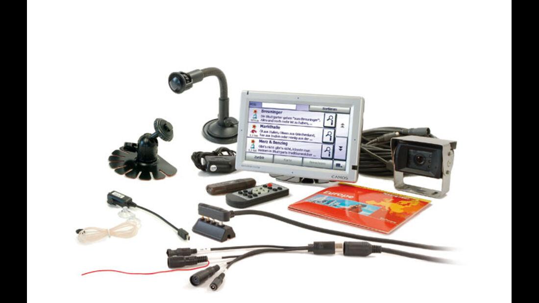 Zubehör 2009: Ausrüstung und Komponenten