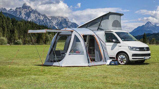 Zubehör für Campingbusse