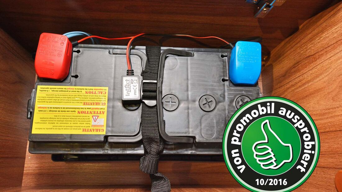 Zubehör getestet Batteriewächter