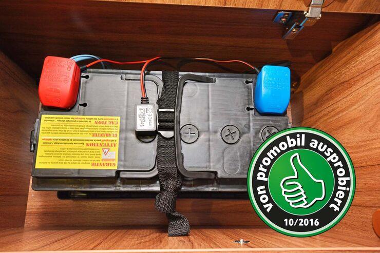 batteryguard f r wohnmobile im test promobil. Black Bedroom Furniture Sets. Home Design Ideas
