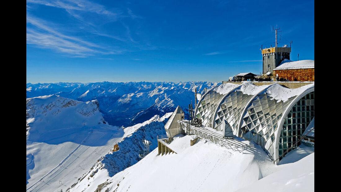 Zugspitze, Ratgeber