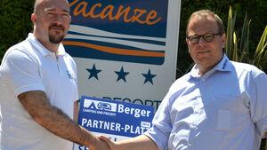 Zum Start der Campingsaison hat Fritz Berger GmbH seinen Service erweitert. Campingurlauber können direkt am Urlaubsort den Versandservice in Anspruchnehmen und müssen keine Versandkosten bezahlen.