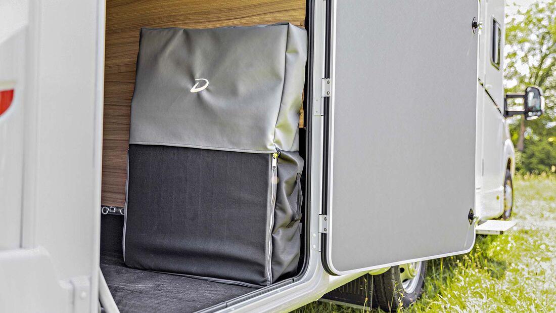 Zusatzbetten für Reisemobile