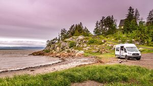 campervan, Kanada, reisen
