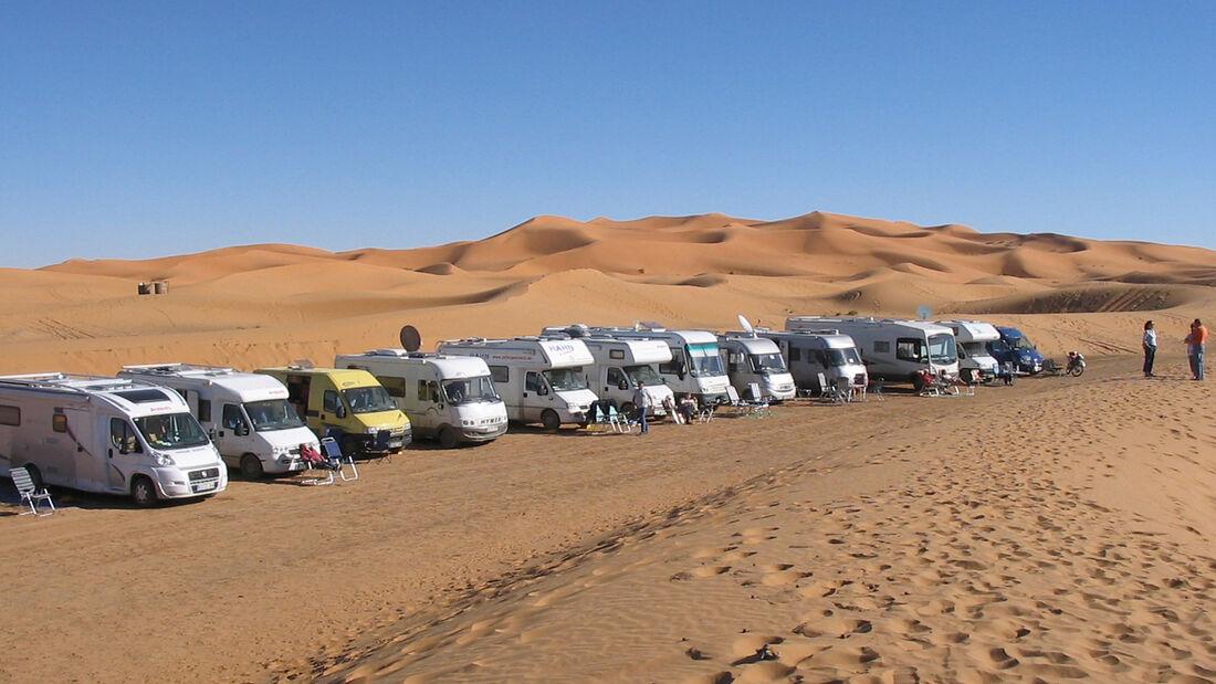 iBEA-Tours, Marokko 2007