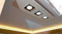 moderne LED-Beleuchtung schont Stromreserven