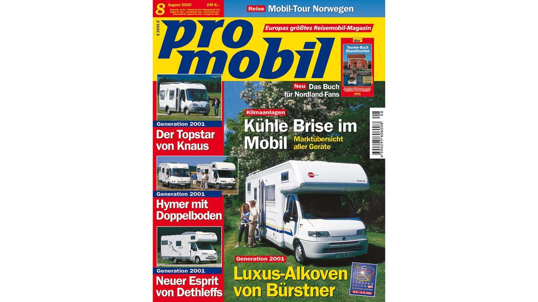 promobil 08/2000